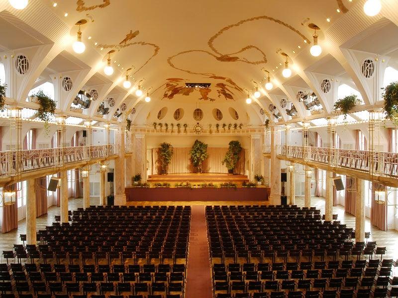 Interieur - Kurhaus & Stadttheater Teatro Puccini in Meran